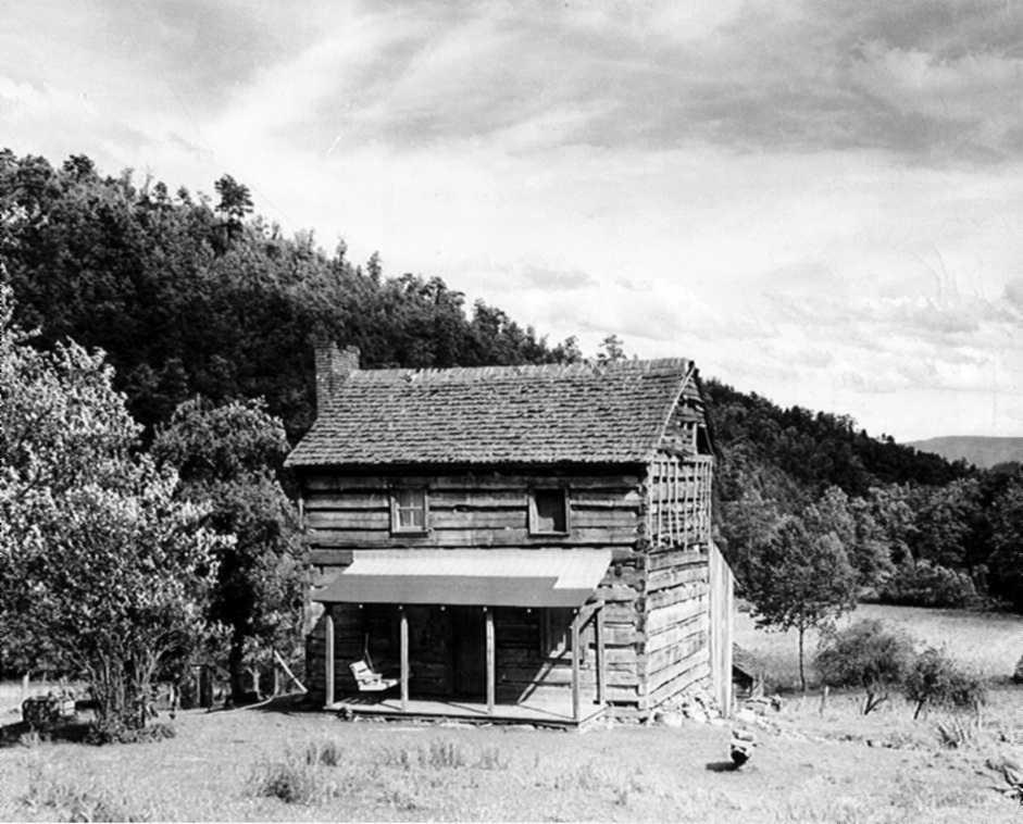 18903 David Crockett's Father's Home Near Bristol, Tennessee. Sullivan ... Images